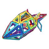 """Конструктор магнитный """"Морской транспорт"""" IBLOCK 920-10 на 104 деталей, фото 6"""