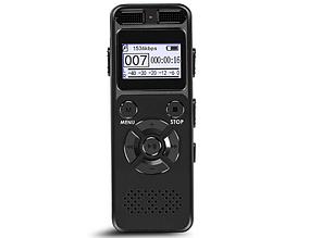 Професійний цифровий аудіо-диктофон BLETERLAXY Secret 32 ГБ, портативний Диктофон MP3