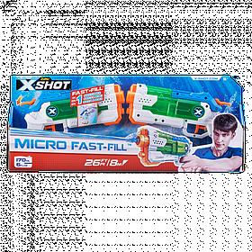 X-Shot Набір водних бластерів Fast Fill Small