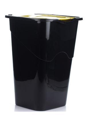 Refuse Ведро для мусора с крышкой квадратное 50л