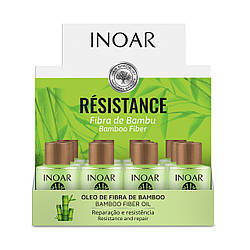 Масло Бамбука, Resistance fibra de bambu oil, 12 шт/упаковка, 7мл