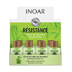 Олія Бамбука, Resistance fibra de bambu oil, 12 шт/упаковка, 7 мл