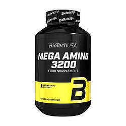 Амінокислоти BioTech USA Mega Amino 3200 500 caps