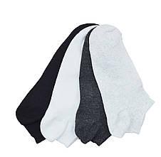 Короткі шкарпетки жіночі слід 23-25 р. (36-40), фото 2