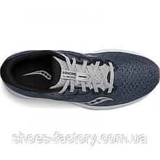 Бігові кросівки Saucony CLARION 2, 20553-20s (Оригінал), Темно сірий, фото 2