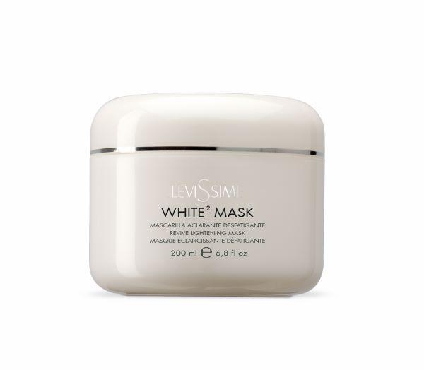 Levissime White2 Mask. Очищаюча маска для обличчя, 200 мл