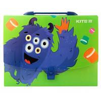 Тека-портфель А4 пластикова KITE Jolliers