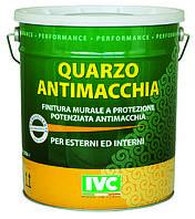 QUARZO ANTIMACCIA - Краска с кварцевым наполнителем (IVC) 14 л