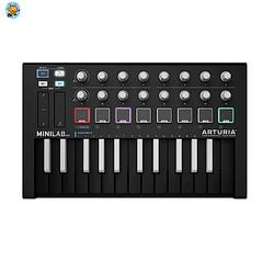 MIDI клавиатура Arturia MiniLab MKII Inverted 25 клавиш