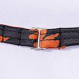 Купальник у тигровий принт з верхом - топом і завищеними плавками (р. S, M, L) 6125754, фото 7