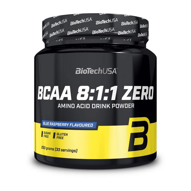 Аминокислота BioTech USA BCAA 8:1:1 Zero 250g