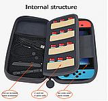 Комплект Мега Deluxe Zelda для Nintendo Switch кейс + накладки + тримач + скло, фото 4