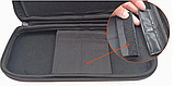 Комплект Мега Deluxe Zelda для Nintendo Switch кейс + накладки + тримач + скло, фото 5