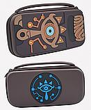 Комплект Мега Deluxe Zelda для Nintendo Switch кейс + накладки + тримач + скло, фото 6