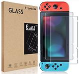 Комплект Мега Deluxe Zelda для Nintendo Switch кейс + накладки + тримач + скло, фото 9