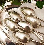 Набір антикварних посріблених столових ложок, EPNS, Англія,WBT, орієнтовно 30-ті роки, фото 7