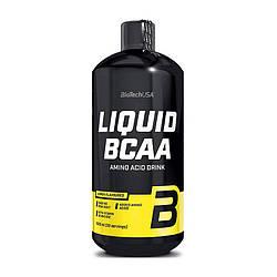 Амінокислоти BioTech Liquid BCAA 1000 ml