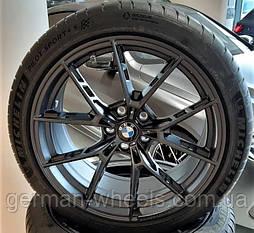 Оригинальные диски R19 / R20 BMW M3 G80 /  BMW M4 G82 / G83 963M style