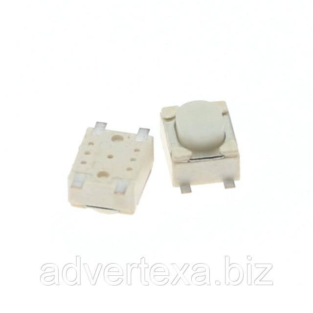 Тактильная кнопка 3,2*4,2*2,5 мм SMT 4-контактная