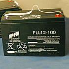 Аккумуляторная батарея FAAM FLL 6-150, свинцово-кислотный аккумулятор, фото 2
