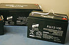 Аккумуляторная батарея FAAM FLL 6-150, свинцово-кислотный аккумулятор, фото 3