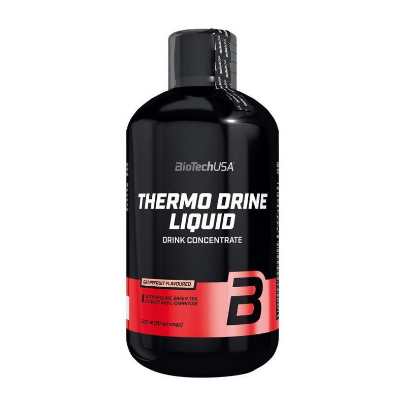 Жіросжігателя BioTech USA Thermo Drine Liquid 500 ml