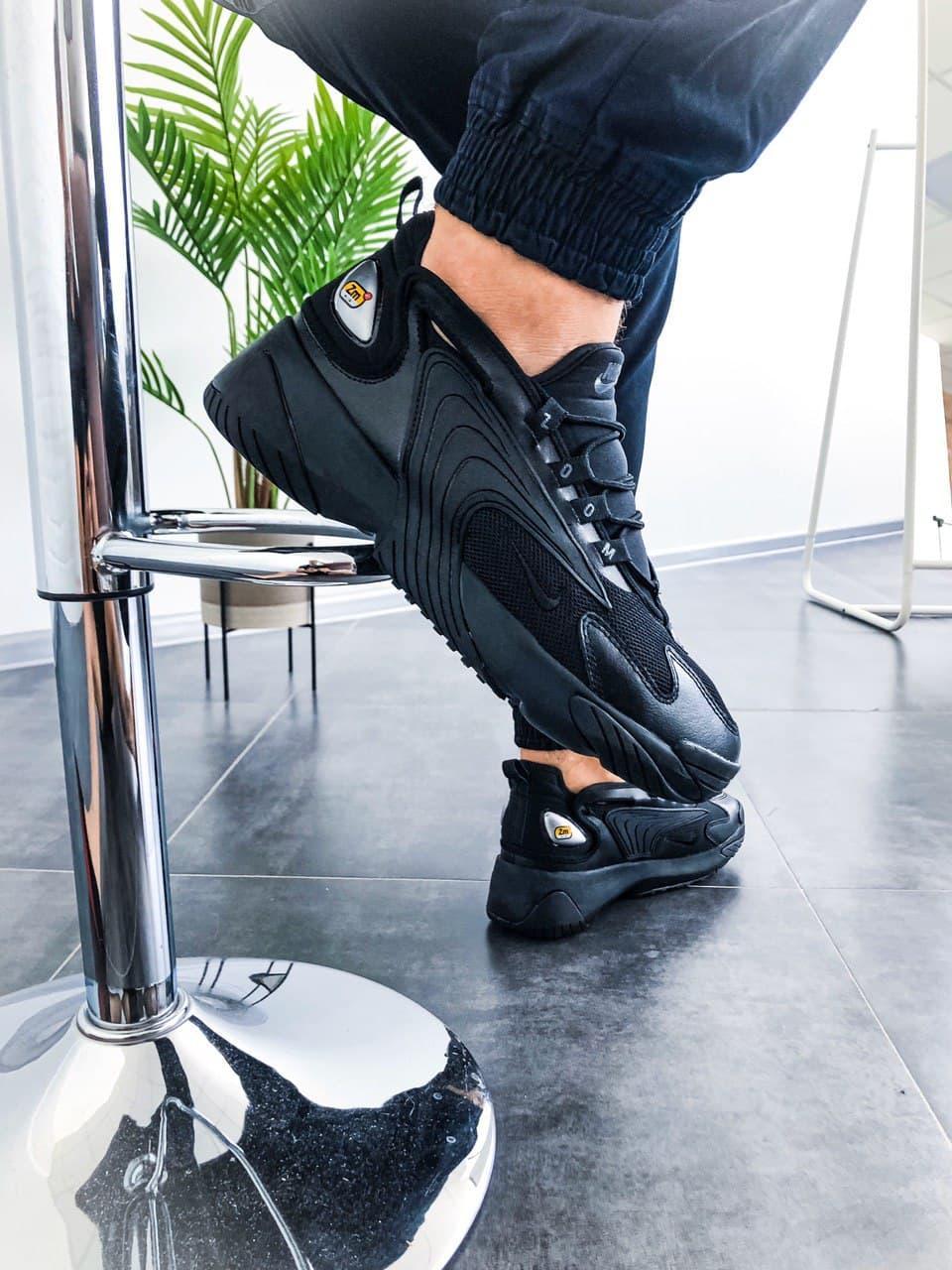 Чоловічі кросівки Nike Zoom 2K, Black