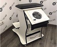 Педикюрная подставка для педикюра пуф-подставка для ног педикюрного кресла АрияТ