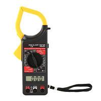 Мультиметр цифровий струмові кліщі DT-266 1000А AC