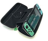 Комплект Мега Deluxe Animal Crossing кейс для Nintendo Switch + стекло + накладки + держатель, фото 4