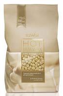 Пленочный воск для депиляции ItalWax Белый шоколад в гранулах,1000гр