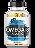 Жирные кислоты омега 3 Atlantic Omega-3 90 капсул Powerful progress