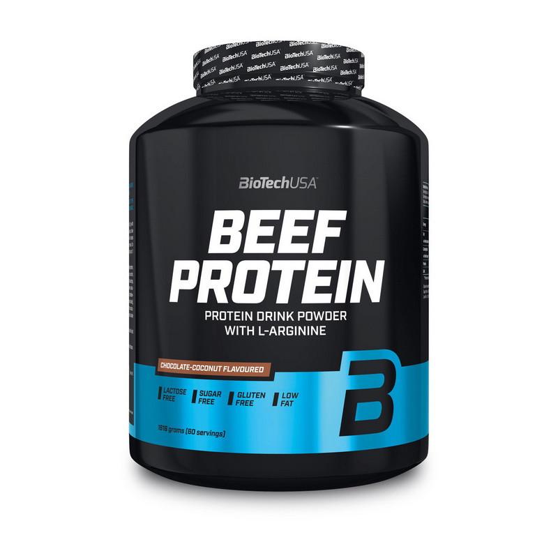 Протеїн Biotech USA Beef Protein 1816g