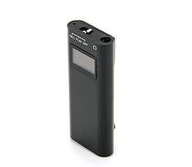 Мини диктофон JNN Q25 Черный 8 ГБ, MP3, Голосова активація, цифровий диктофон,