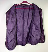 Жіноча безрукавка  перламутрова Розмір 48-50 ( В-176), фото 3