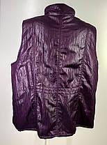 Жіноча безрукавка  перламутрова Розмір 48-50 ( В-176), фото 2