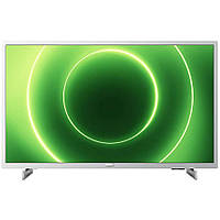 Телевизор филипс 32 дюйма со смарт тв белый тонкий Philips 32PFS6855
