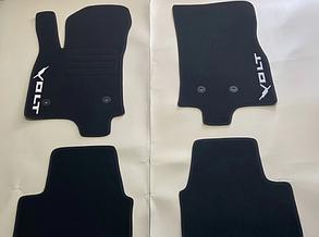 Килимки в салон ворсові AVTM для  Chevrolet/ Шевроле Volt (2016-)