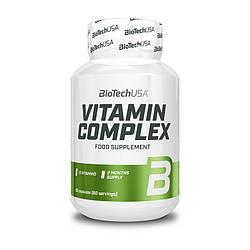 Вітаміни BioTech USA Vitamin Complex 60t