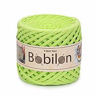 Пряжа трикотажна Bobilon (7-9 мм), колір Бежевий