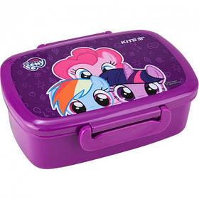 Ланчбокс с наполнением Kite My Little Pony 750 мл Фиолетовый (LP20-163)