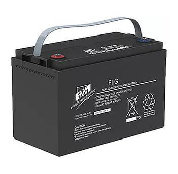 Акумуляторні батареї FAAM FLG (GEL, термін служби 12+ років, гарантія 24 міс.)