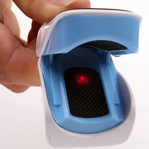 Пульсоксиметр OLV-80A-302A - Голубой, фото 2