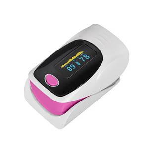 Пульсоксиметр OLV-80A-302A - Розовый, фото 2