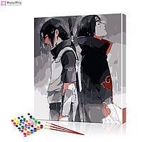 Картина по номерам Аниме ArtSale размер 40х50 см