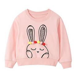 Свитшот для девочки Beautiful rabbit Malwee (90)