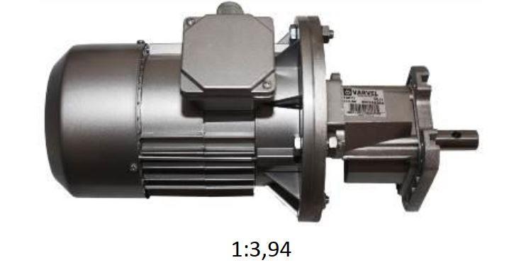 Мотор редуктор 1,5 кВт раздачи корма