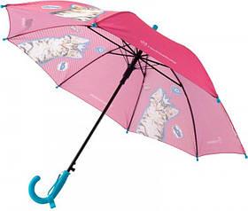 Зонт-трость Kite Kids Rachael Hale полуавтомат Розовый (R20-2001)