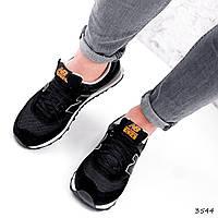 Кросівки чоловічі N чорні 3544