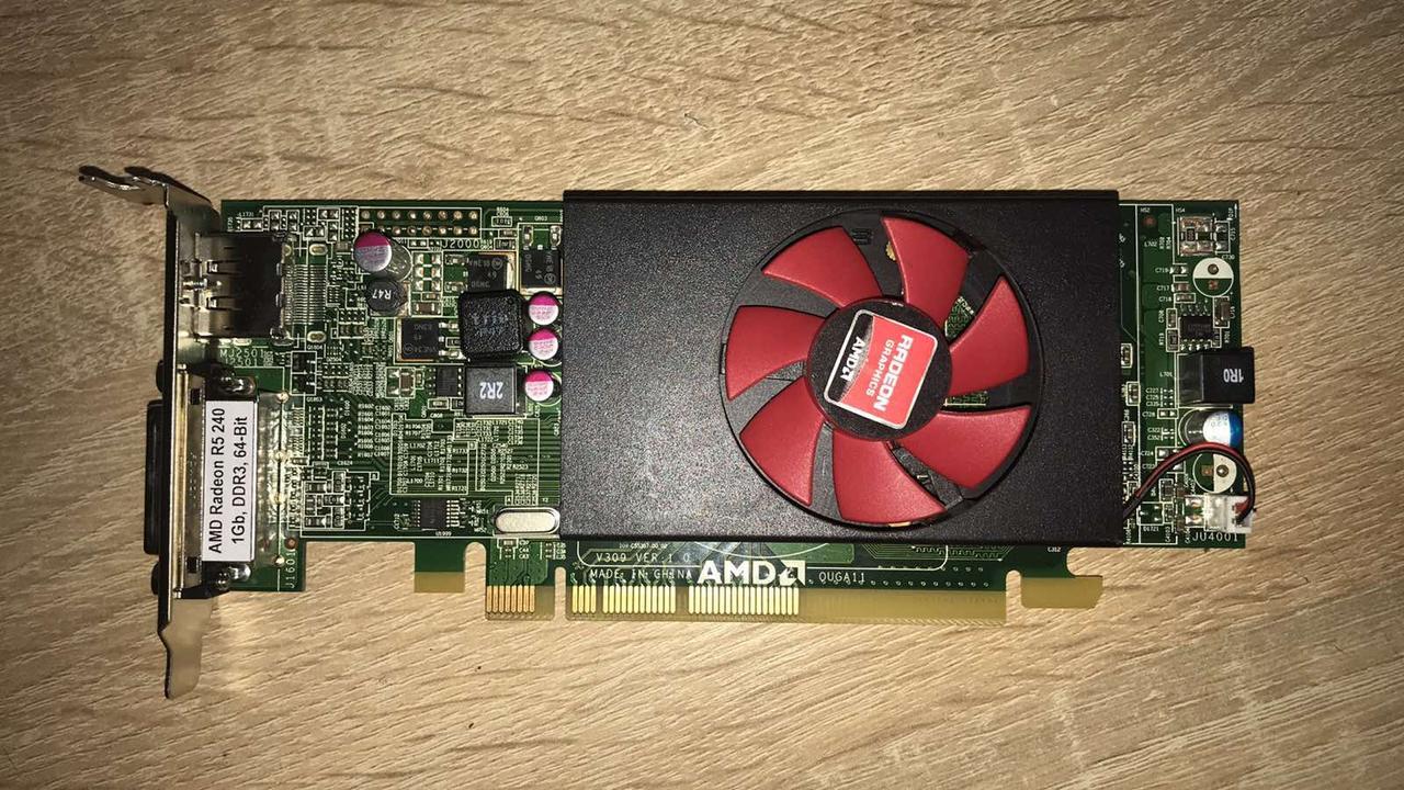 Видеокарта Radeon R7 250 2Gb GDDR3